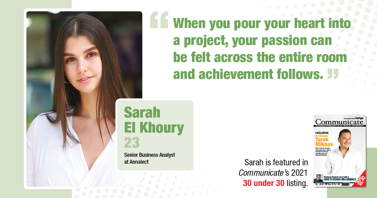 meet-30-under-30-nominee---sarah-el-khoury