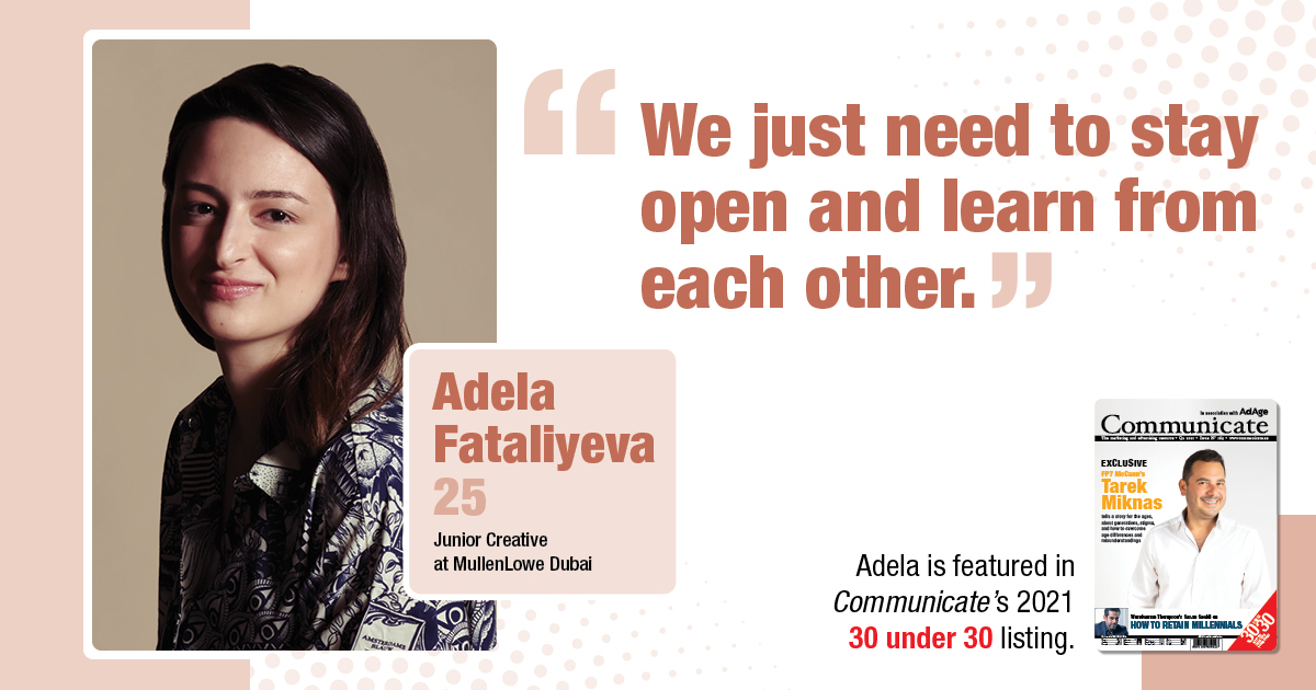 meet-30-under-30-nominee---adela-fataliyeva