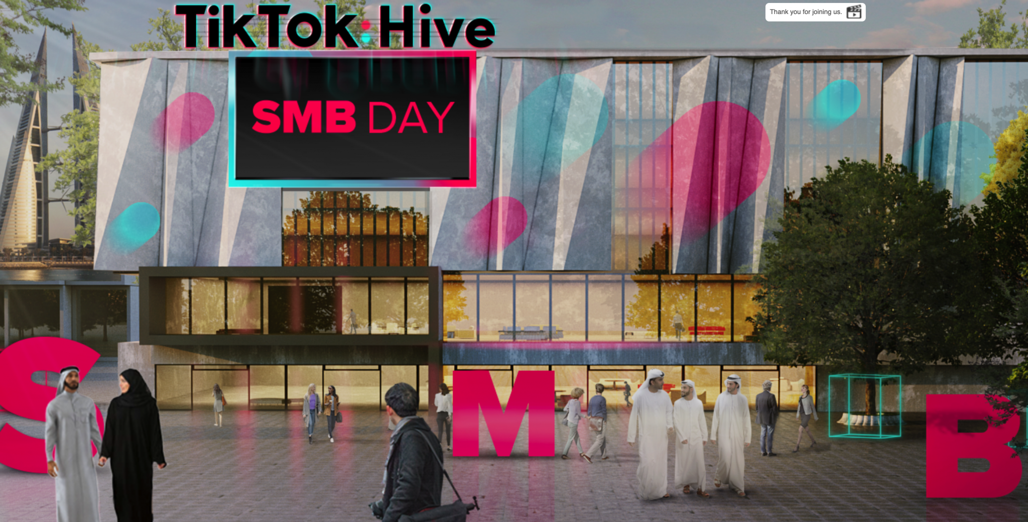 smb-day-at-the-tik-tok-hive