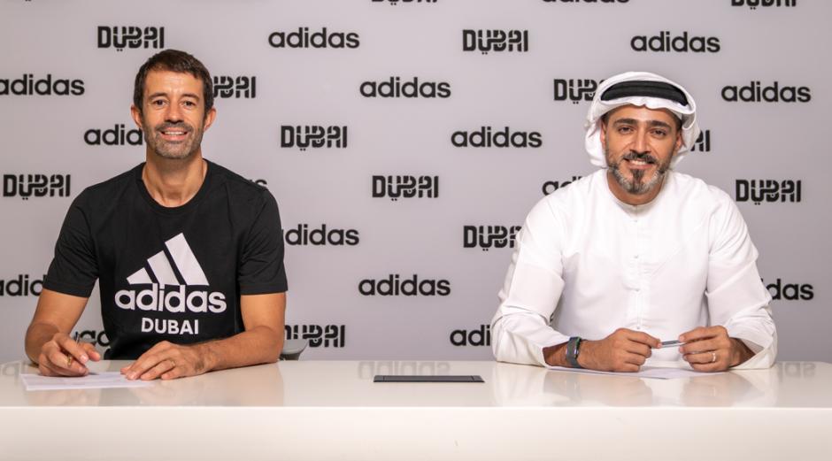 dubai-tourism-and-adidas-partner-up