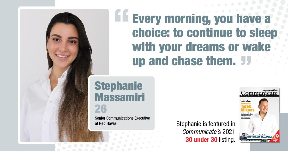 meet-30-under-30-nominee---stephanie-massamiri