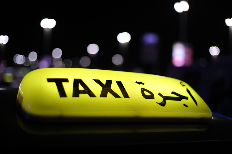 abu-dhabi-taxis-to-feature-interactive-adverts-this-month
