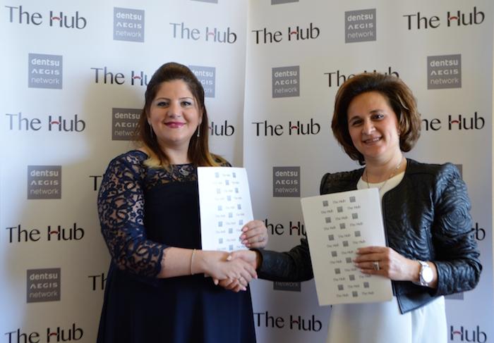 dentsu-aegis-network-partners-with-the-hub-in-jordan