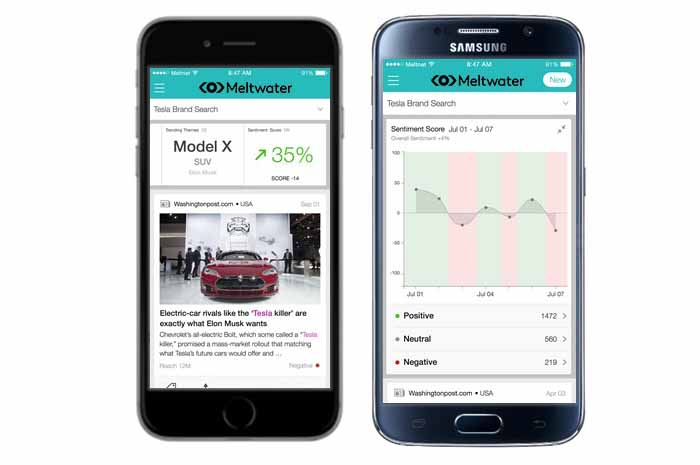 meltwater-launches-mobile-app