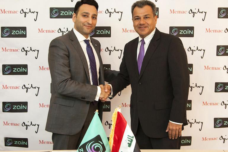 memac-ogilvy-wins-zain-iraq-telecom-account