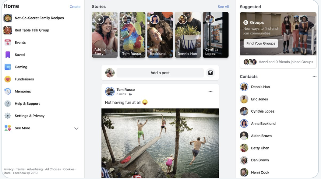 facebook-to-get-a-new-look