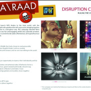 Raad disruption