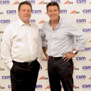 Zak Brown & Lord Coe