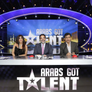 MBC4 & MBC MASR -AGT S3 Jury & Mazen Hayek Press Conf. on 26 10 13