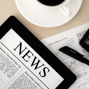news publishing ipad