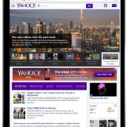 Yahoo Maktoob - Tablet English