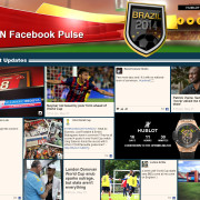 CNN Facebook Pulse - homepage