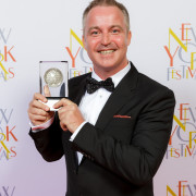 New York Festival World Award Simon Ferguson Resolution Productions Qatar