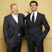 Ryan Kavanaugh, CEO Relativity  and Ishan Saksena, CEO B4U - pic
