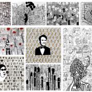 George Maktabi's doodles
