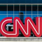CNN logo. (Image: Alamy)