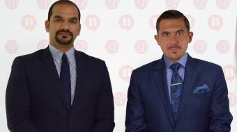 Bashir Mraish and Ahmad Itani