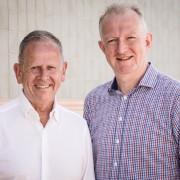 John Deykin and Alastair Scott
