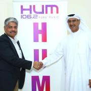 Zee Entertainment acquires HUM FM - Shake hands 1