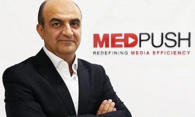 Samir Ayoub, Founder and CEO, Medpush