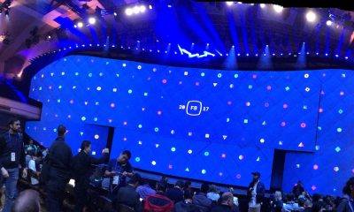 Facebook F8 Conference 2017