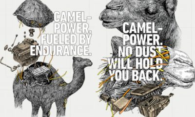 Nissan introduces CamelPower