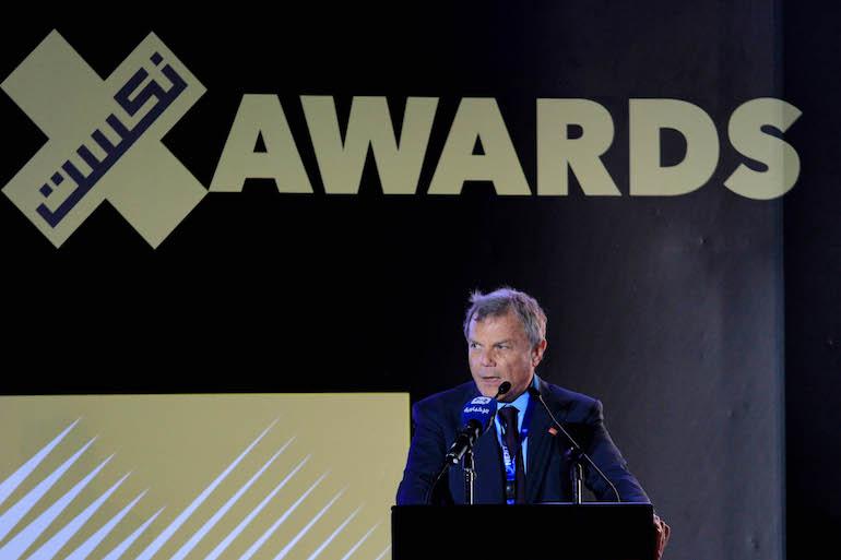 Sir Martin Sorrell, CEO, WPP