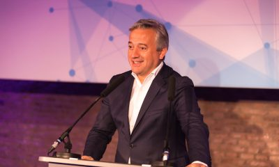 Dominique Delport, global managing director, Havas Group (Image credit: Remy de Klein)