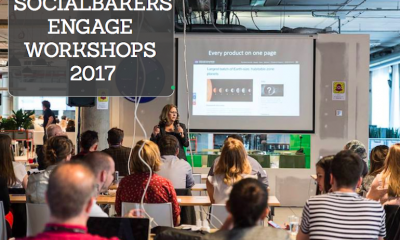 Socialbakers Engage Workshops 2017