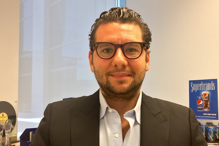 Dani Afiouni, PepsiCo