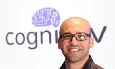 Moustafa Mahmoud, Founder & CEO of Cognitev