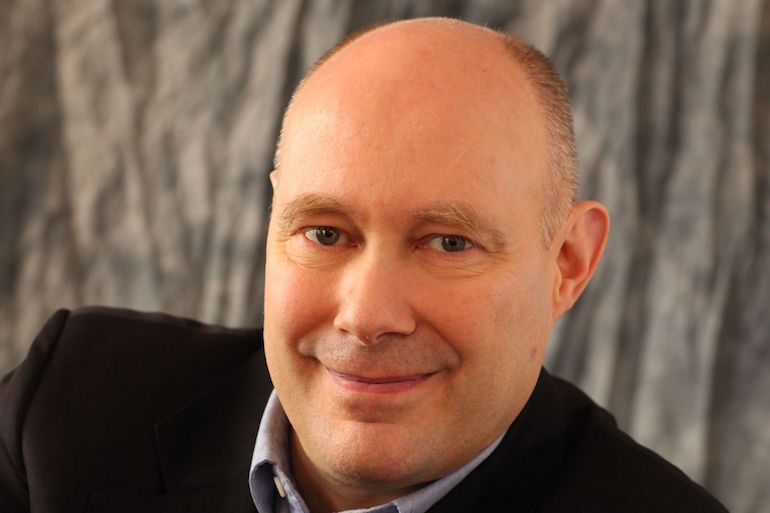 Neil Hardwick, CEO, MEC MENA