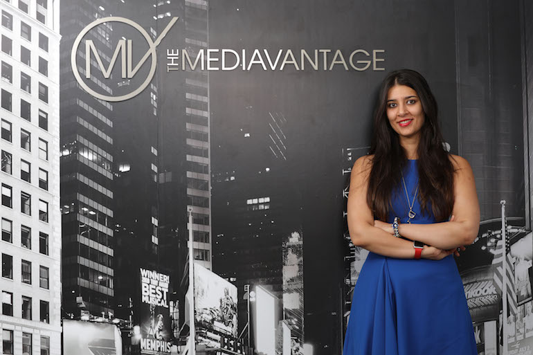 Abhilasha Khanna, Digital Solutions Director - The MediaVantage