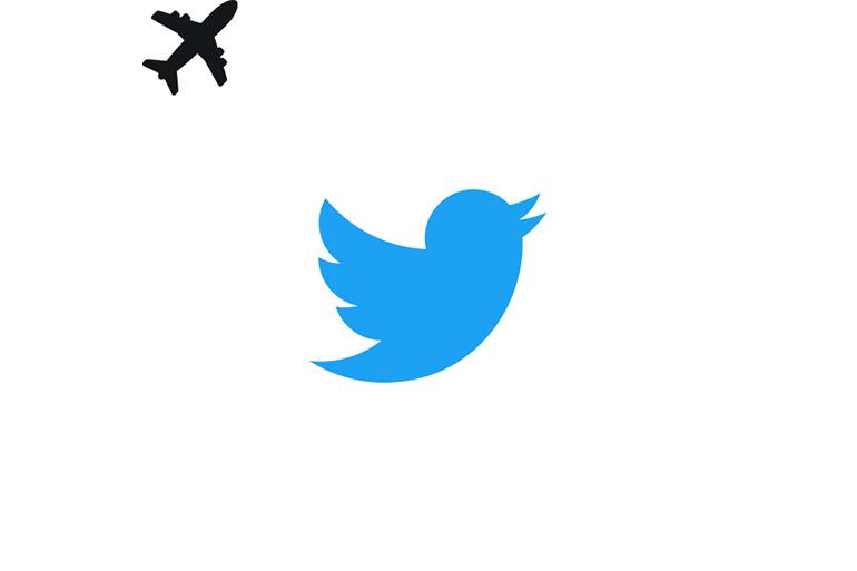 Twitter travel