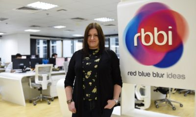 Caroline Dickin, CEO at Red Blue Blur Ideas (RBBi)