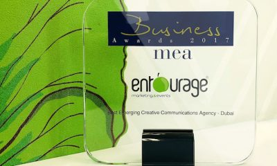 entourage Award