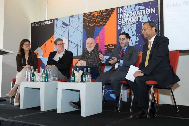 In2 Innovation Summit Panel
