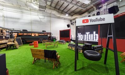 YouTube Space Launch 4