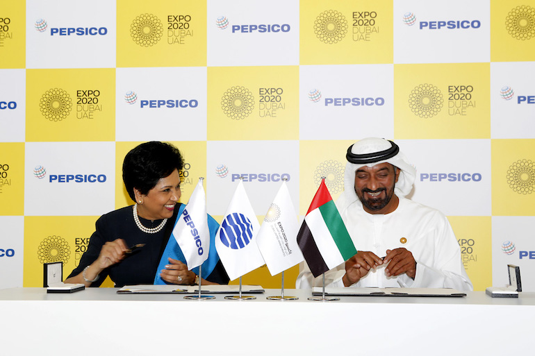 PepsiCo Expo 2020