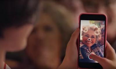 Snapchat TV ad